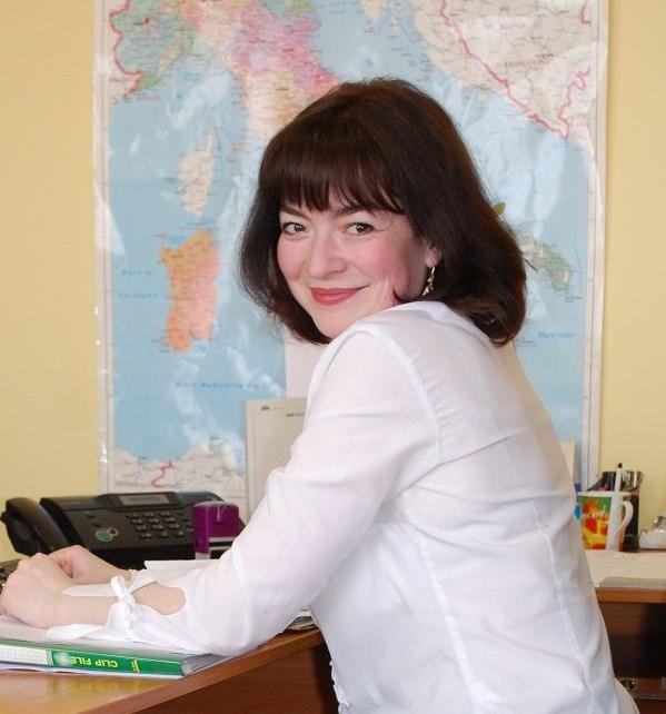 Анисович Галина Александровна