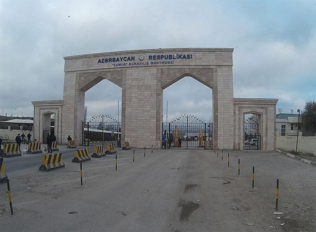 сборные грузы в азербайджан